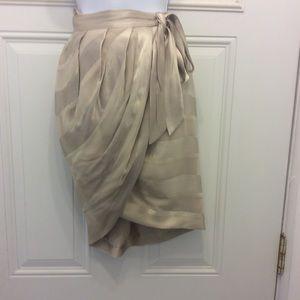 Club Monaco Wrap Skirt